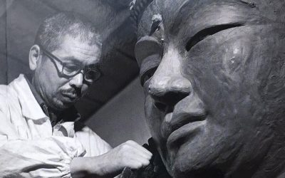 Sculpting the Buddha Within: The Life and Thought of Shinjo Ito